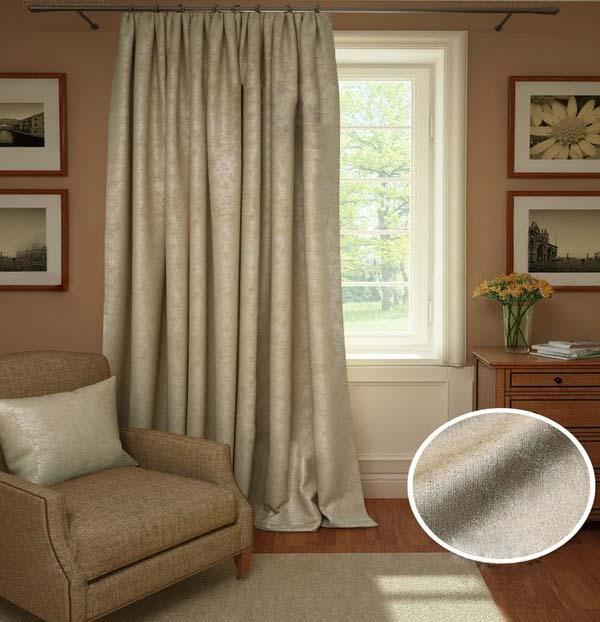 Шторы Kauffort Классические шторы Galilee Цвет: Бежево-Розовый шторы kauffort классические шторы barolo