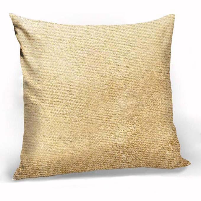 Декоративные подушки Kauffort Декоративная подушка Brielle Цвет: Светло-Горчичный (40х40)