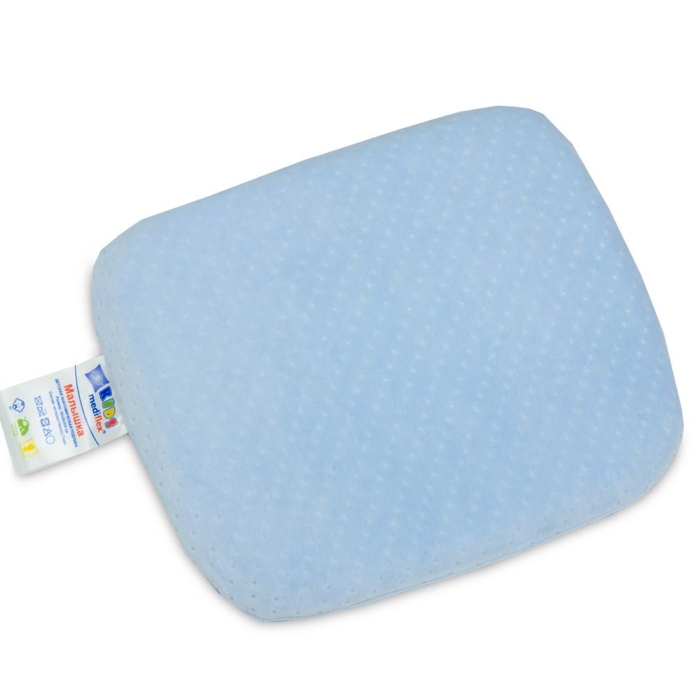 Детские покрывала, подушки, одеяла Revery Детская подушка Mediflex Kids Малышка (от 6 месяцев) детские покрывала подушки одеяла revery детская подушка mediflex kids мурзилка от 24 месяцев