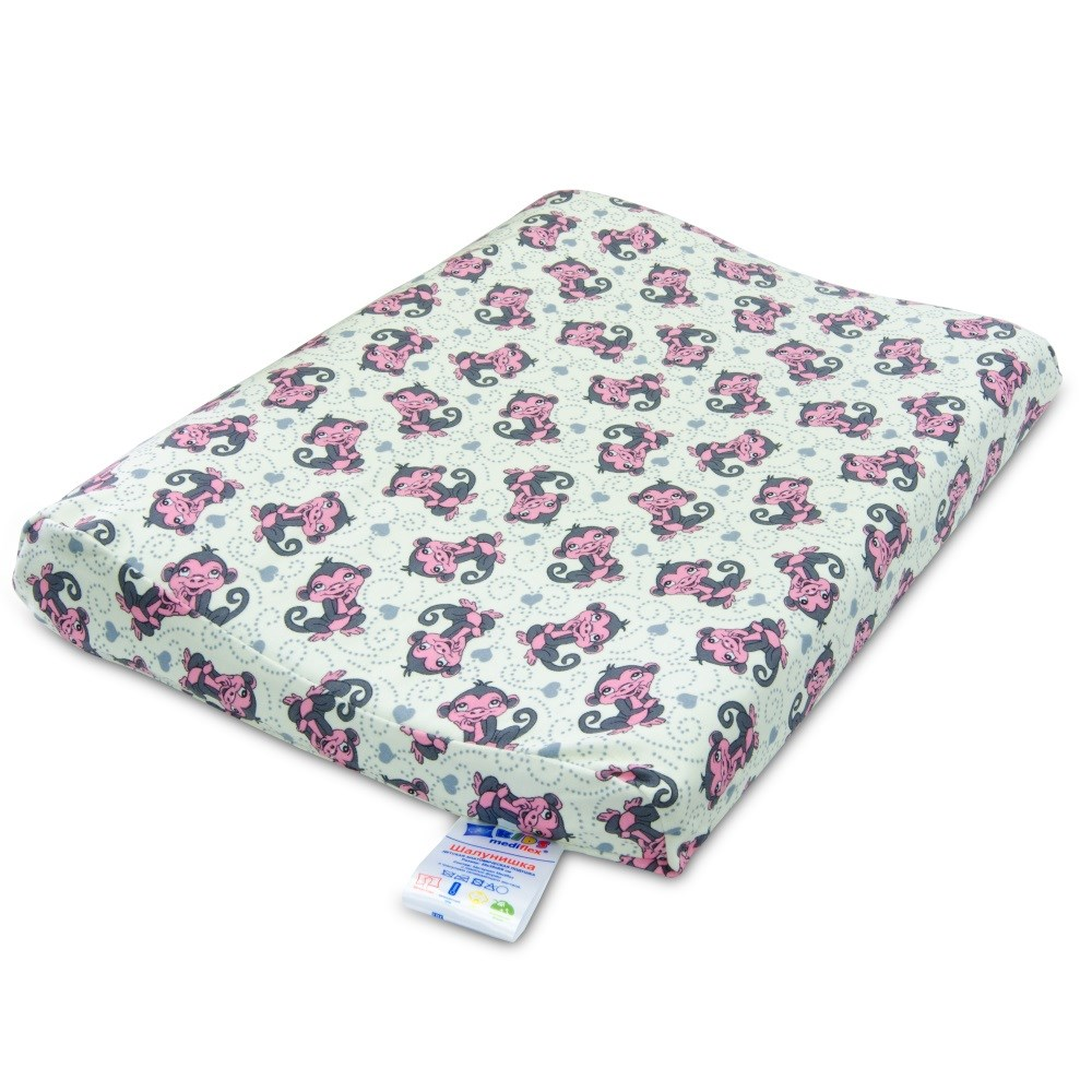 Детские покрывала, подушки, одеяла Revery Детская подушка Mediflex Kids Шалунишка (от 24 месяцев) детские покрывала подушки одеяла revery детская подушка mediflex kids мурзилка от 24 месяцев