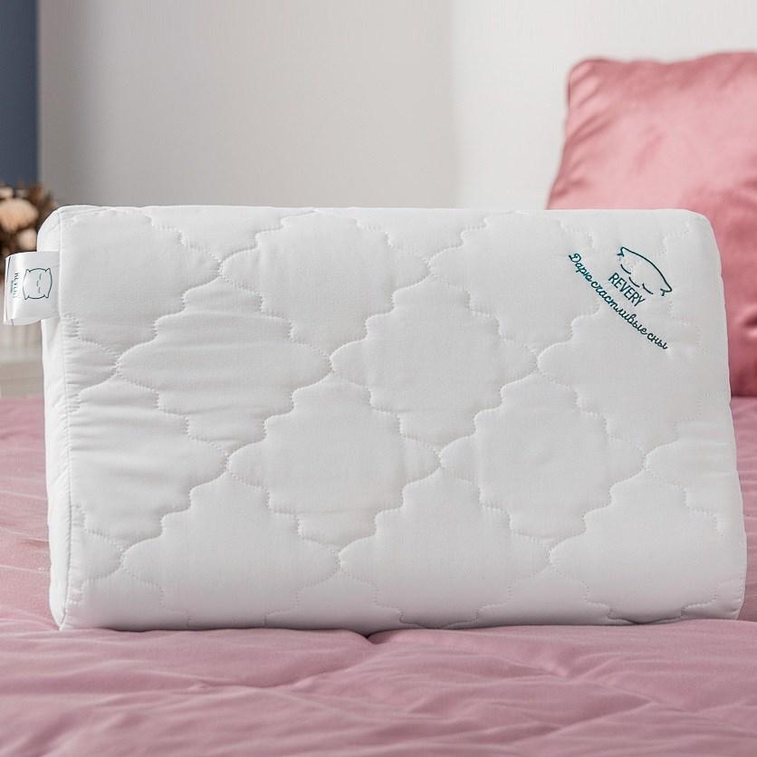 Подушки Revery Подушка Cozy Home Mini Me (30х50) подушки fabe высокая подушка с памятью формы memo classic 16