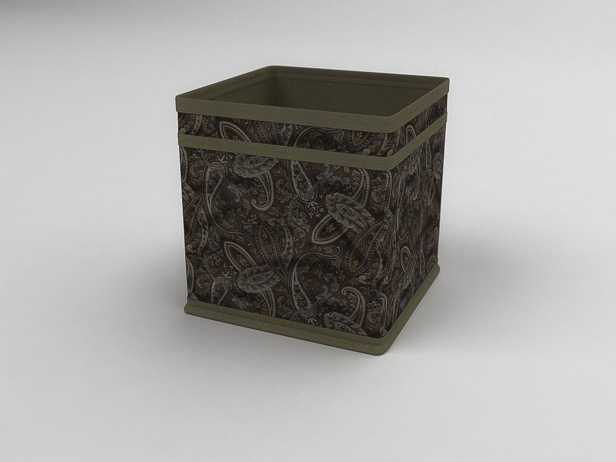 {} CoFreT Кофр для хранения Русский Шик (17х17х17 см) коробки для хранения cofret кофр малый жесткий русский шик 1231