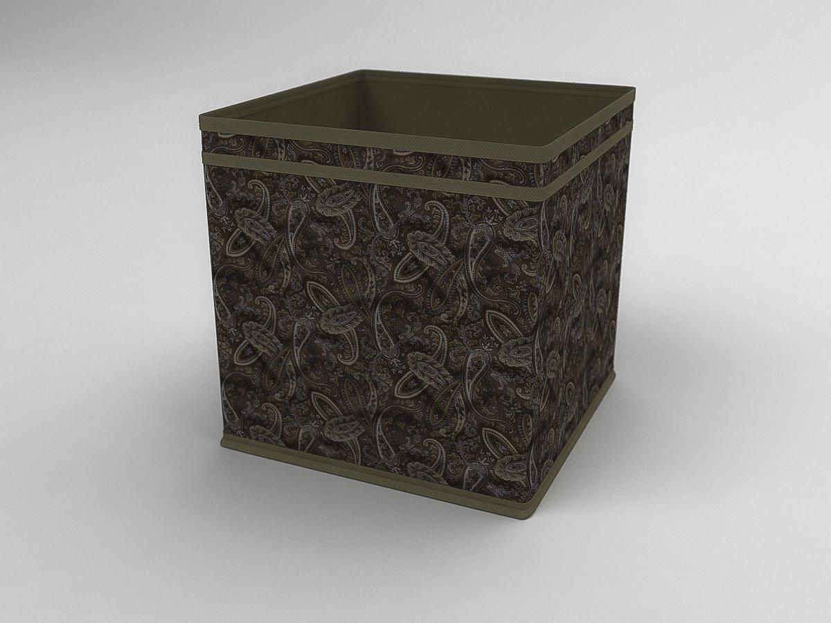 {} CoFreT Кофр для хранения Русский Шик (27х27х27 см) коробки для хранения cofret кофр малый жесткий русский шик 1231
