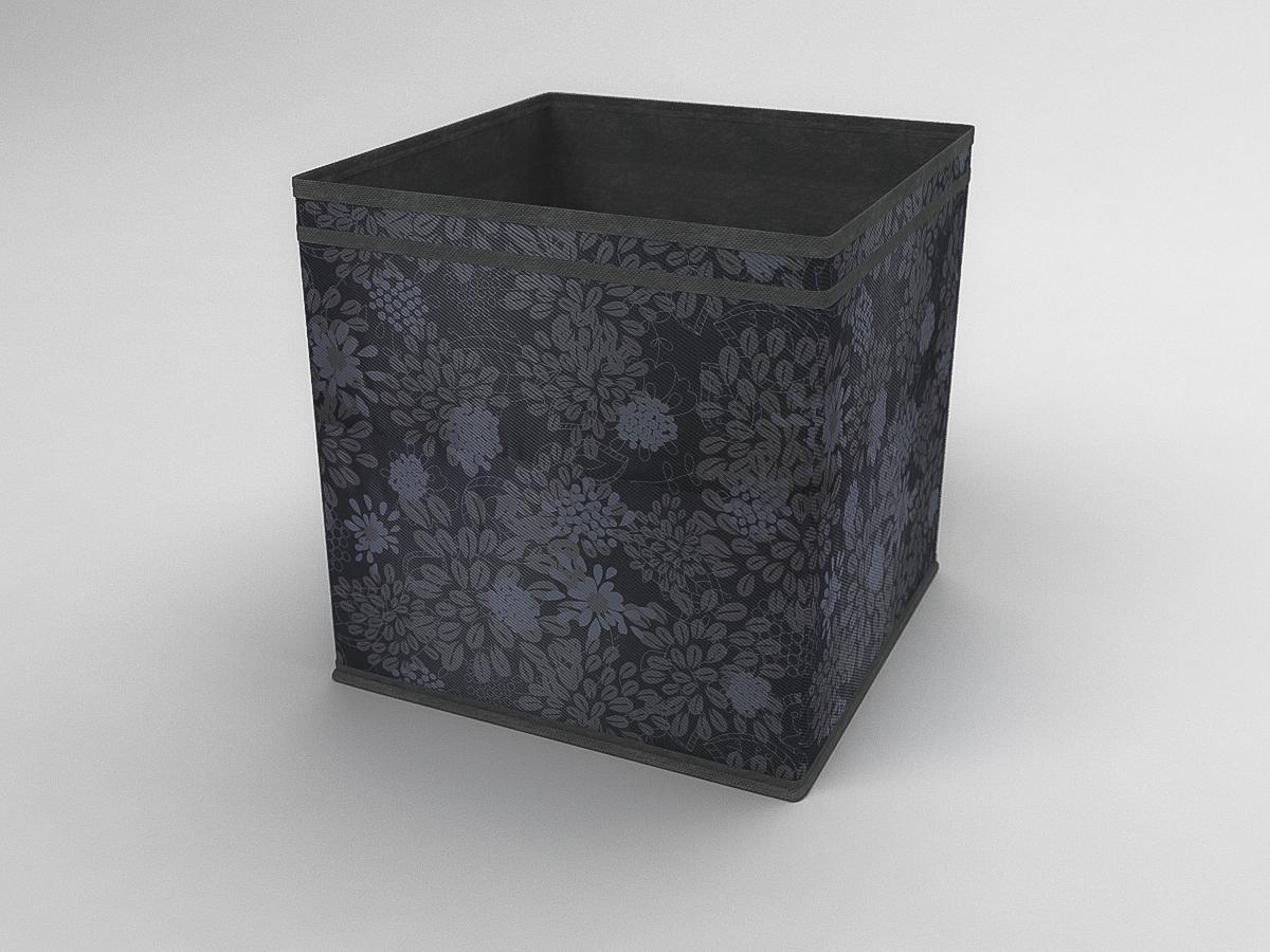 {} CoFreT Кофр для хранения Серебро (32х32х32 см)