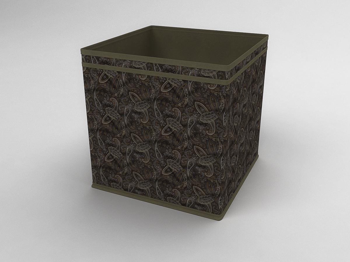 {} CoFreT Кофр для хранения Русский Шик (32х32х32 см) коробки для хранения cofret кофр малый жесткий русский шик 1231