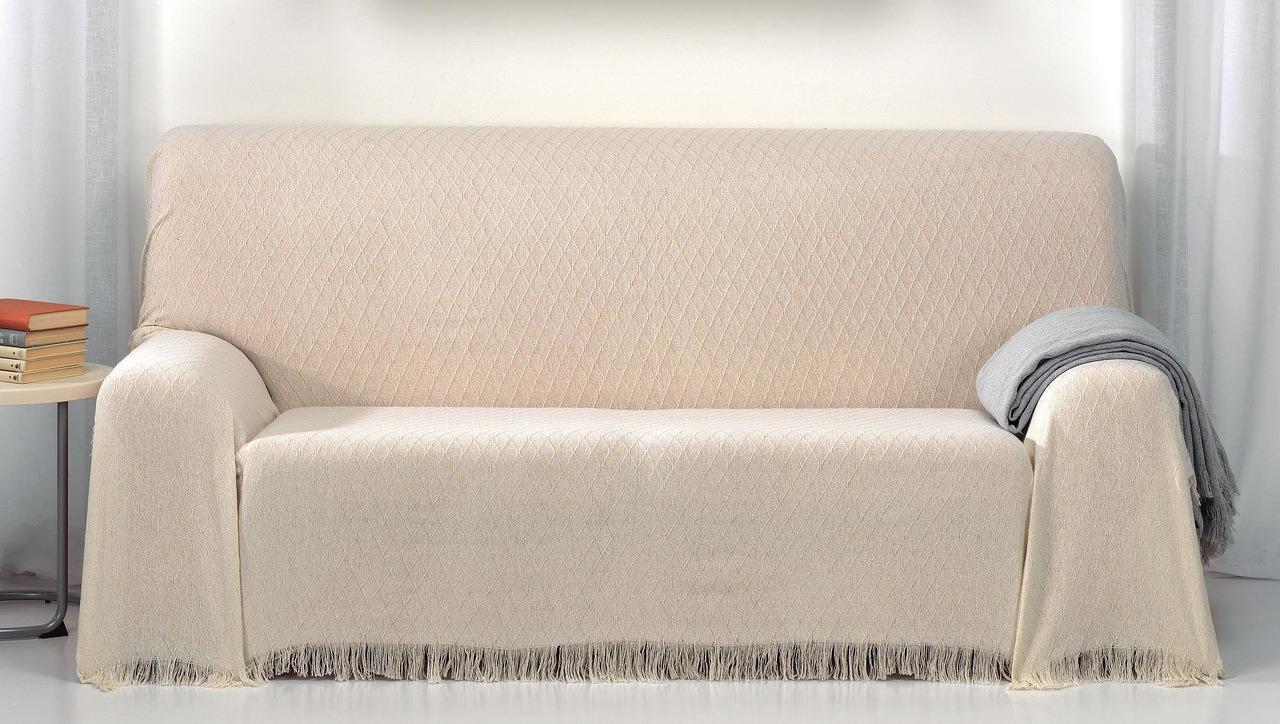 где купить Покрывало Umbritex Покрывало Rustica1 Цвет: Натурал (180х260 см) по лучшей цене