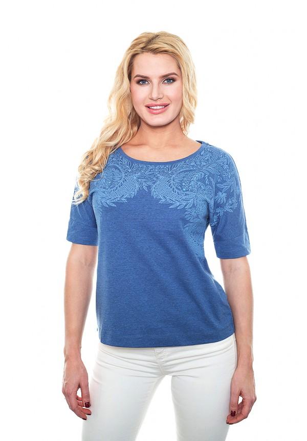 Футболки BeGood Футболка Melrose Цвет: Синий Меланж (L) платье quelle melrose 603015