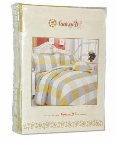 Постельное белье СайлиД Постельное белье Kaylee (1,5 спал.) покрывало рафаэль поплин 150х215