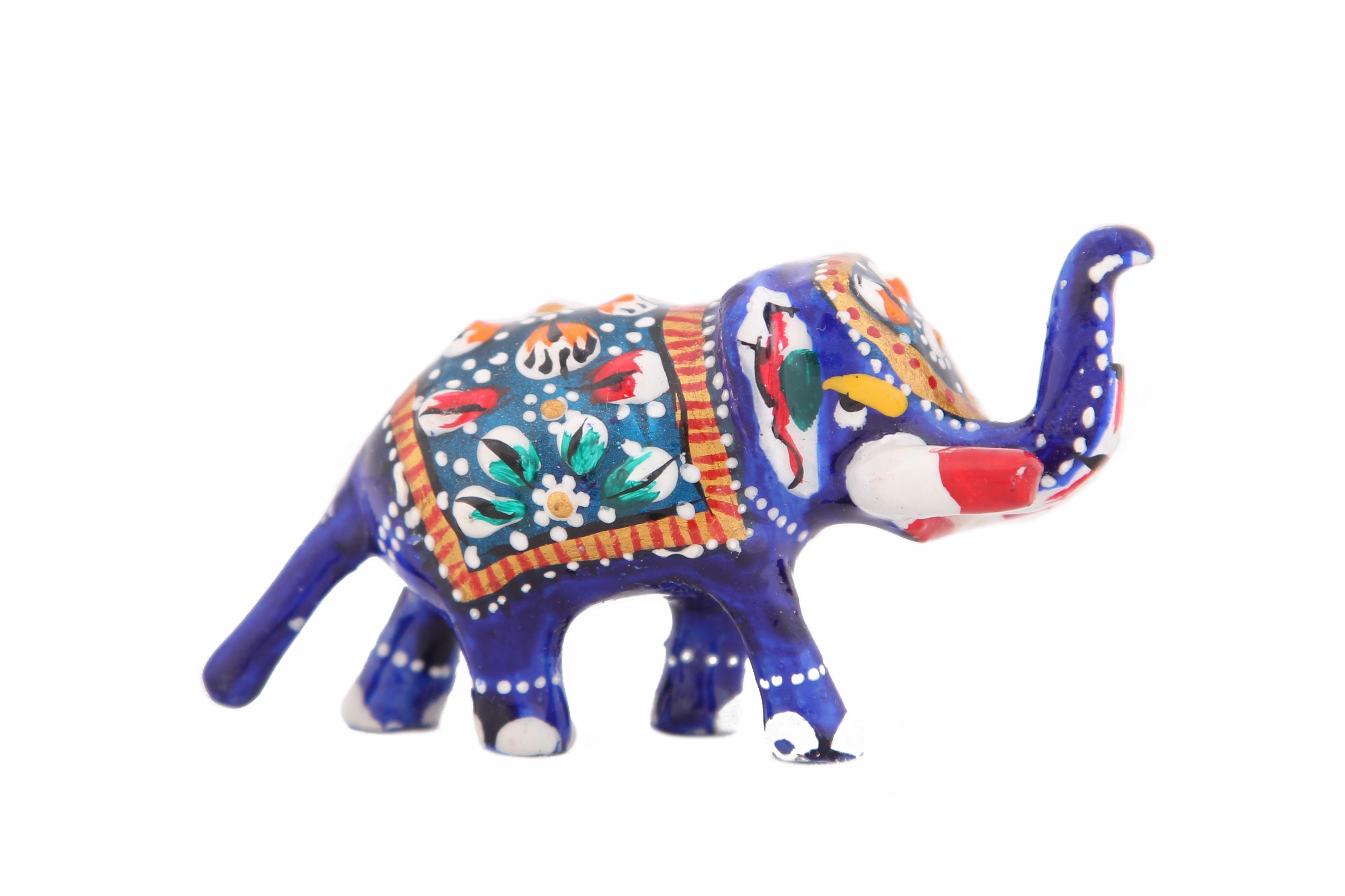 {} Ганг Статуэтка Слон (2х4х5 см) ганг статуэтка сова 4х7х8 см