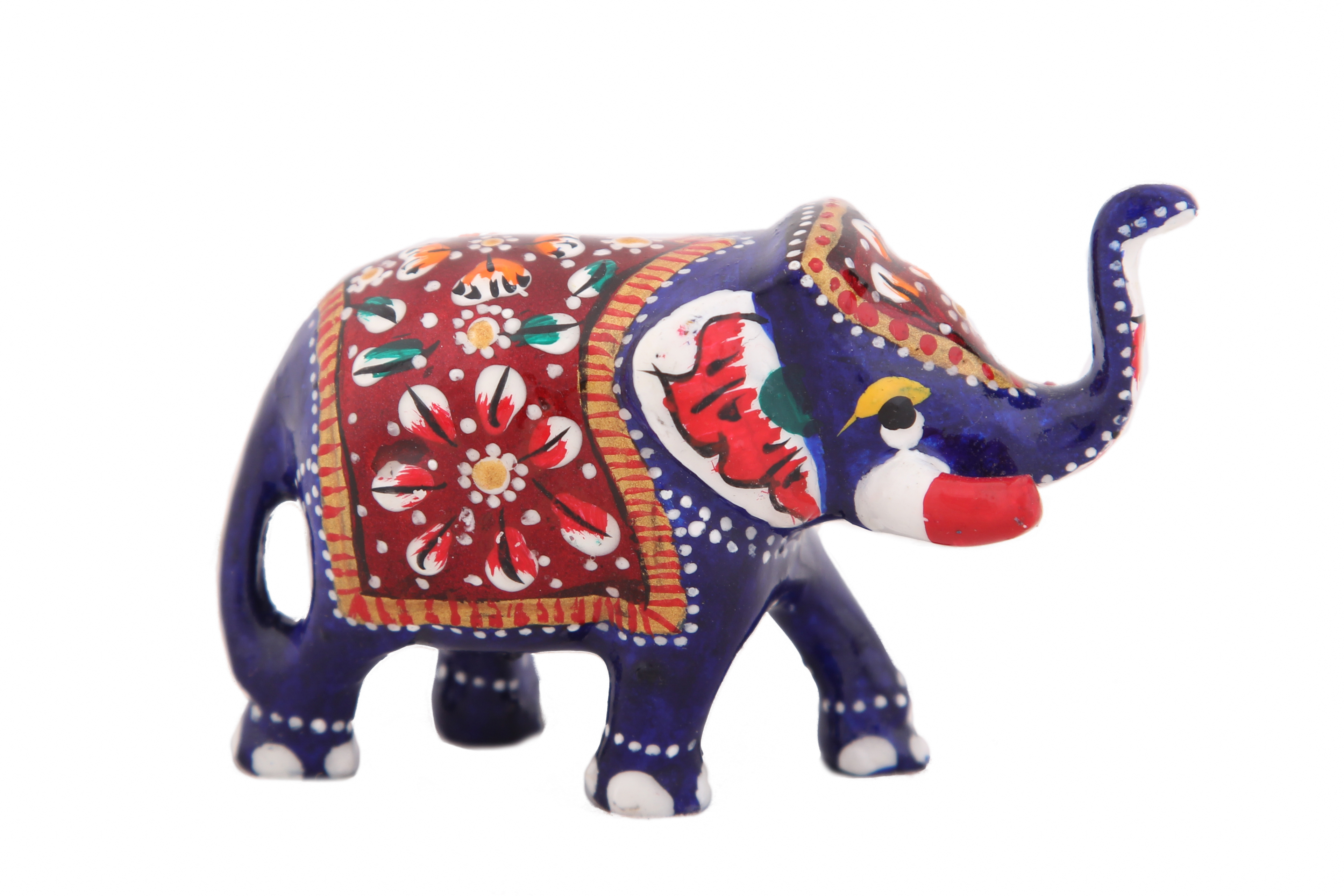 {} Ганг Статуэтка Слон (3х5х7 см) статуэтка африканка федерация статуэтка африканка