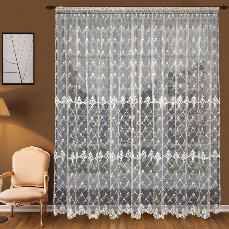 Шторы Elegante Классические шторы Bette Цвет: Слоновая Кость шторы elegante классические шторы туман цвет персиковый