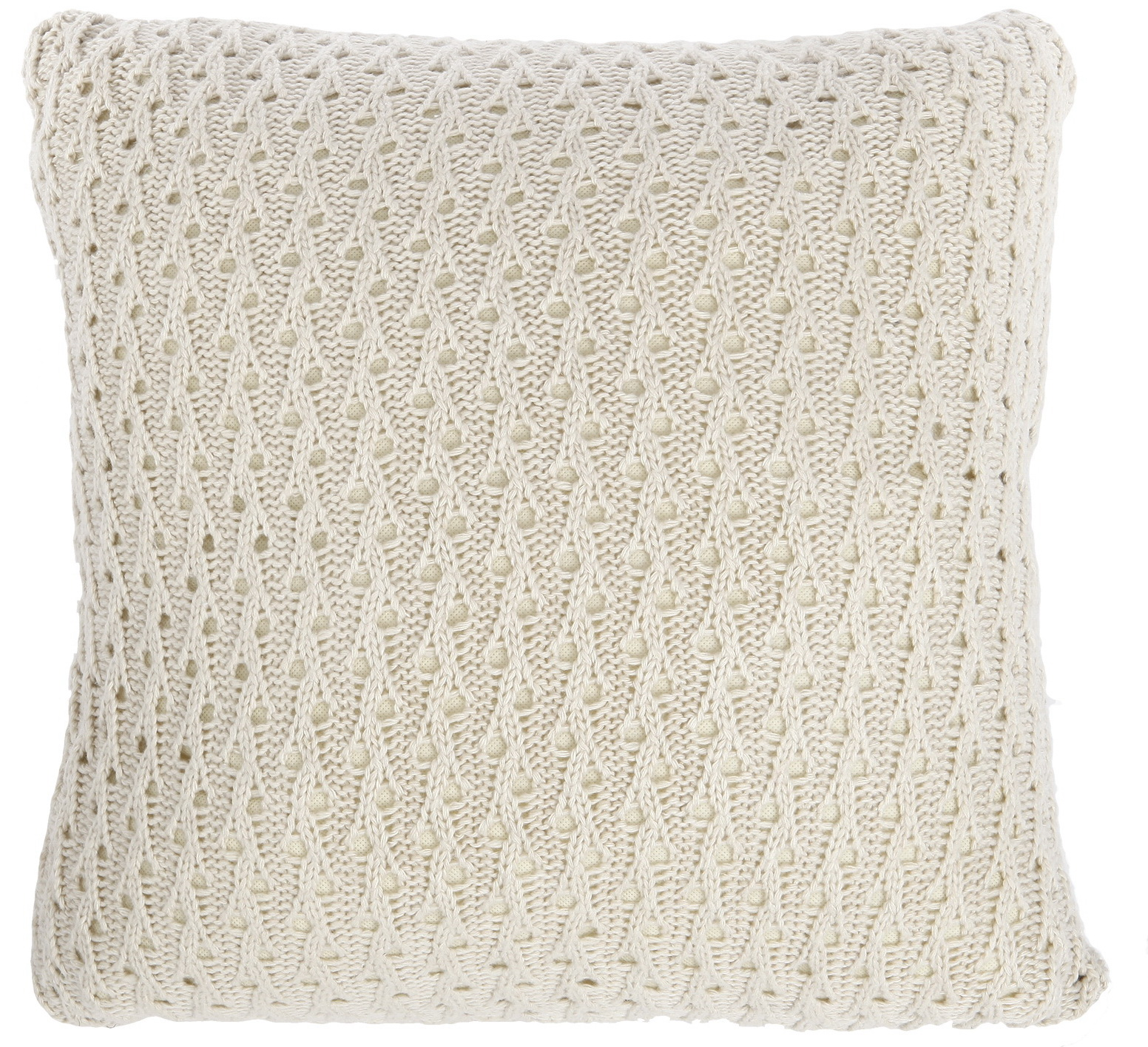 Декоративные подушки ARTEVALUCE Декоративная подушка Evita Цвет: Бежевый (46х46)