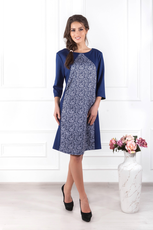 Костюмы для дома и отдыха Pastilla Платье Варна Цветы (L)