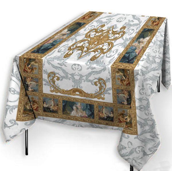 Скатерти и салфетки Elegante Скатерть Мадонна (120х150 см)