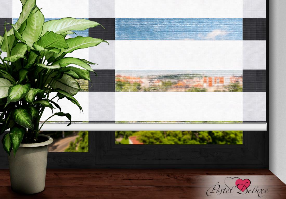 Римские и рулонные шторы Arya Рулонные шторы LizbonЦвет: Белый (140х200)