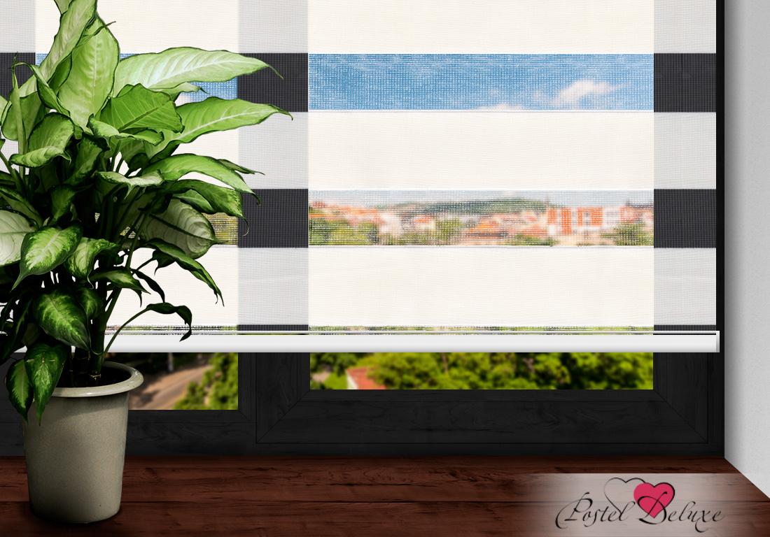 Римские и рулонные шторы Arya Рулонные шторы Lizbon Цвет: Кремовый (160х200)
