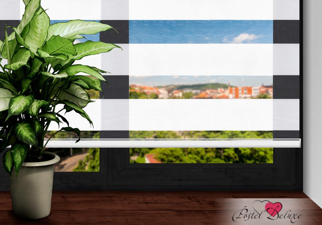 Римские и рулонные шторы Arya Рулонные шторы Lizbon Цвет: Белый (160х200)