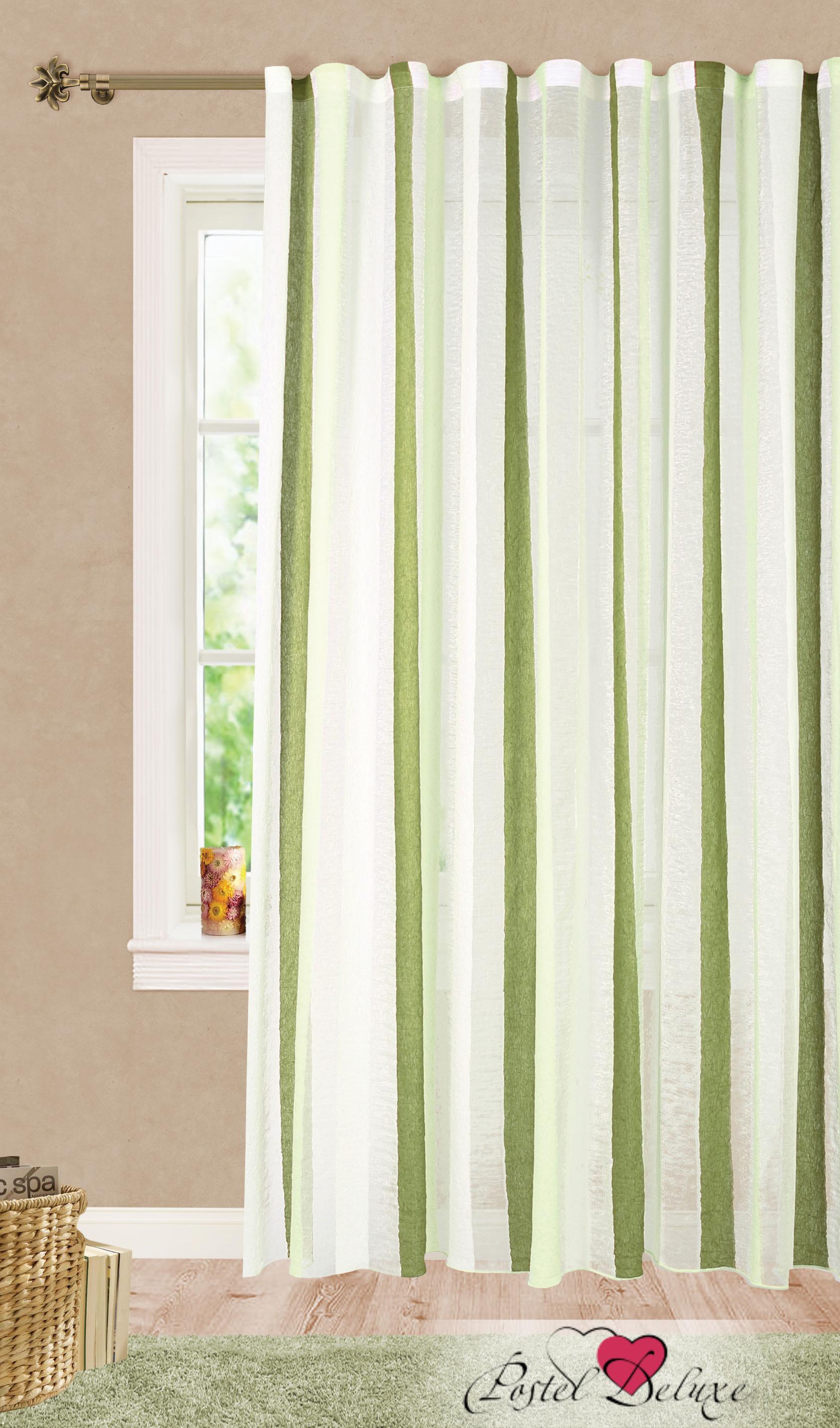 Шторы Garden Классические шторы Линия Цвет: Зеленый шторы tac классические шторы winx цвет персиковый 200x265 см