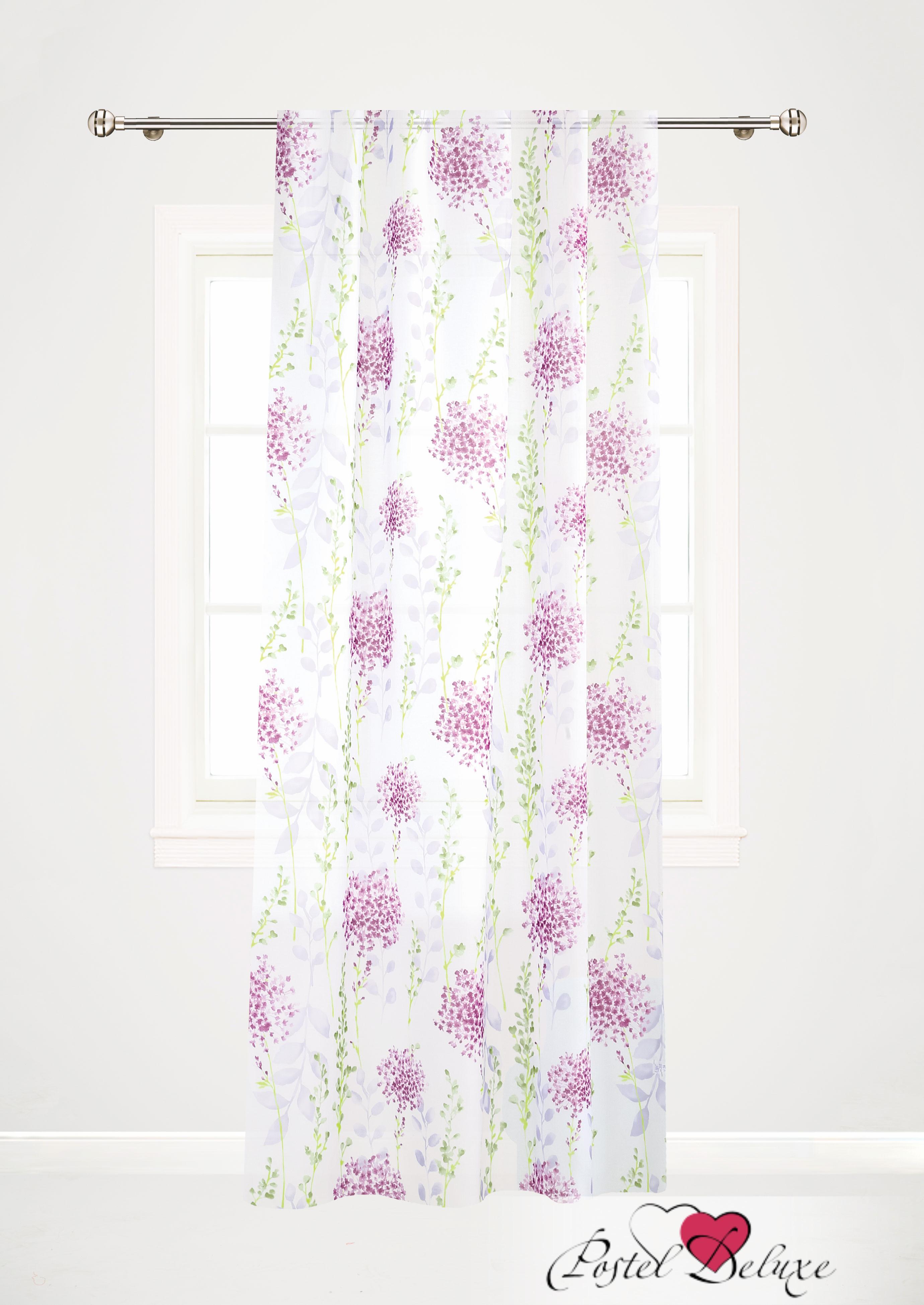 Шторы Garden Классические шторы Сирень Цвет: Сиренево-Зеленый шторы сирень классические шторы свирель