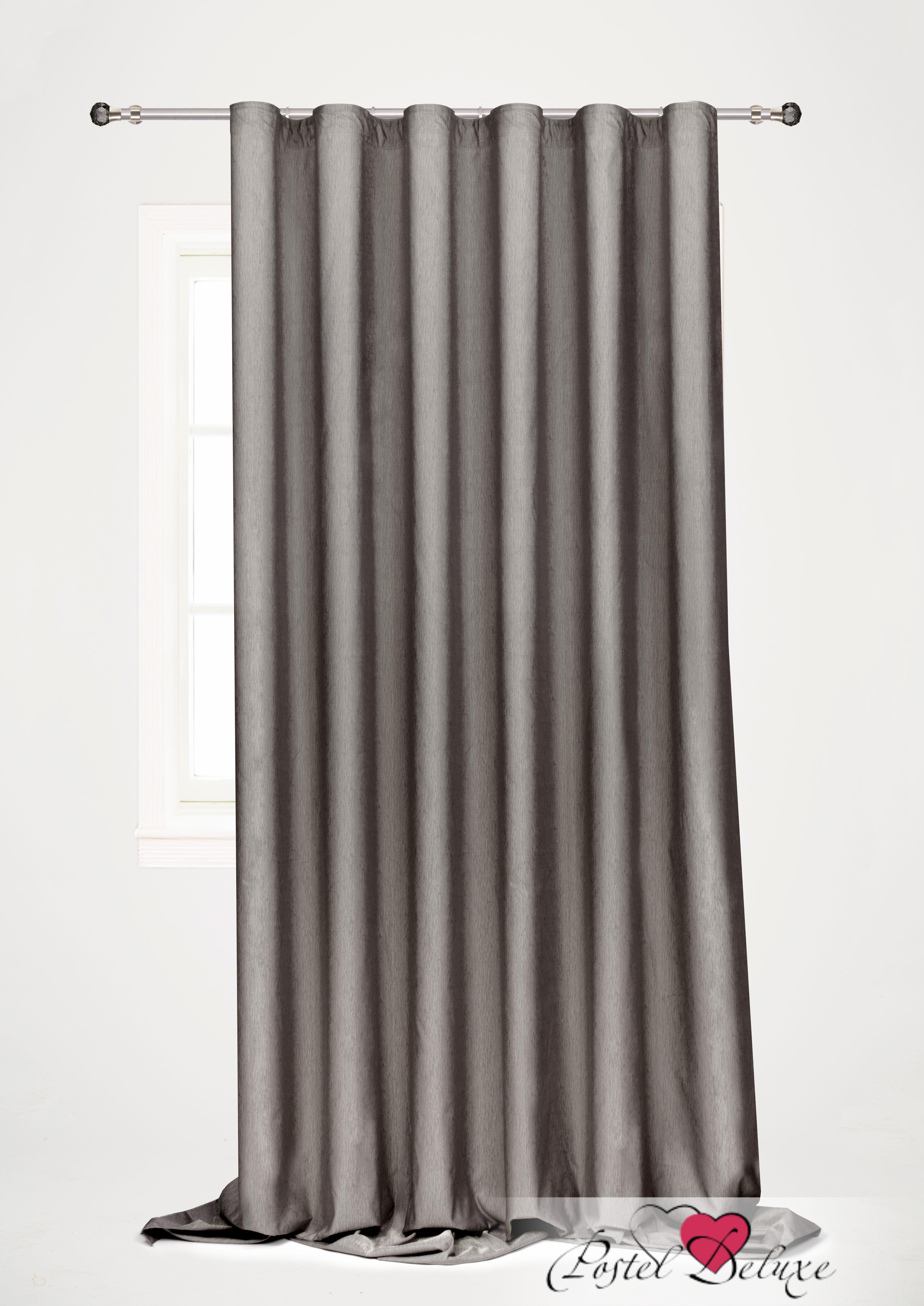 Шторы Garden Классические шторы Хамелеон Цвет: Темно-Серый шторы tac классические шторы winx цвет персиковый 200x265 см