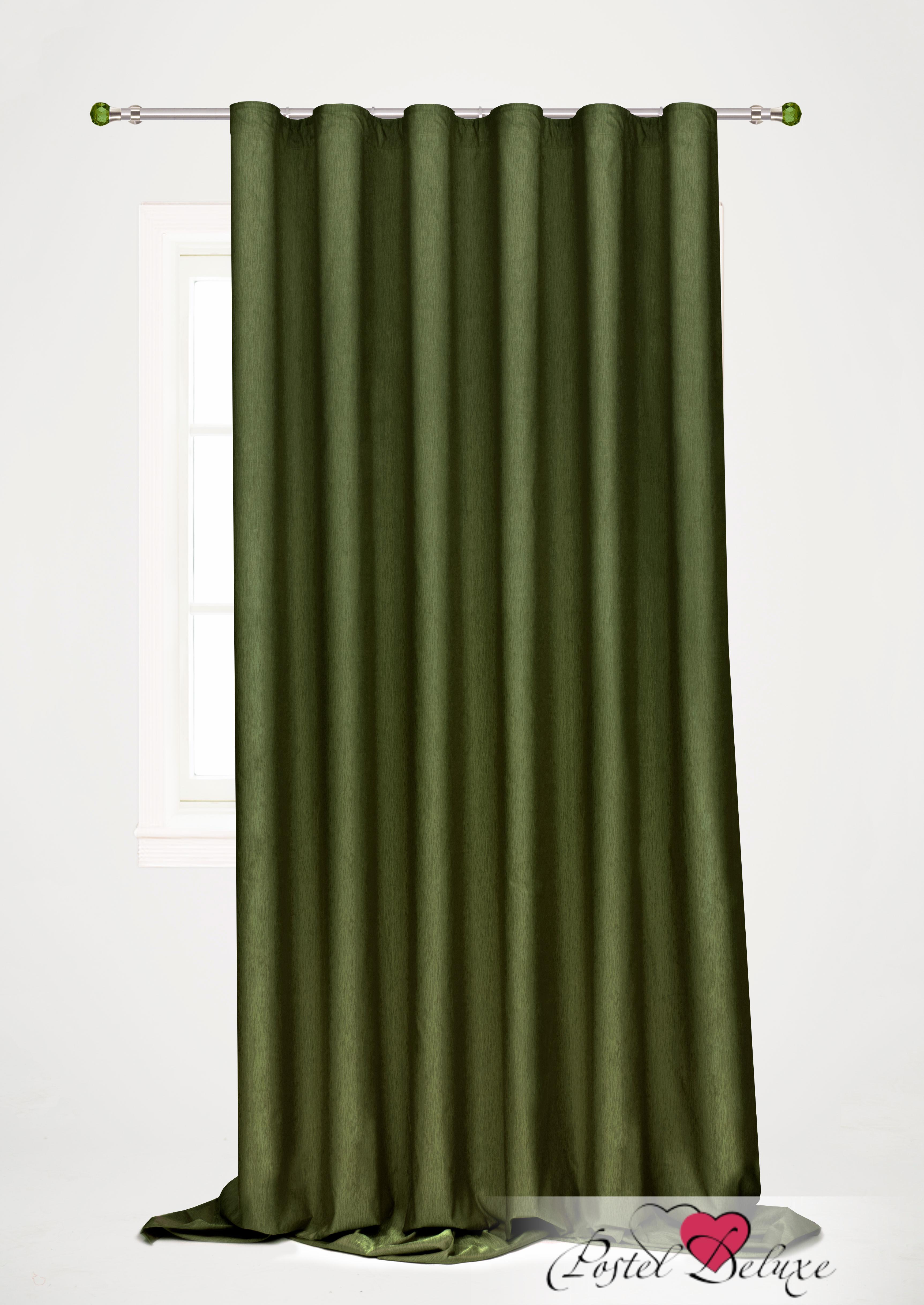 Шторы Garden Классические шторы Хамелеон Цвет: Зеленый шторы tac классические шторы winx цвет персиковый 200x265 см