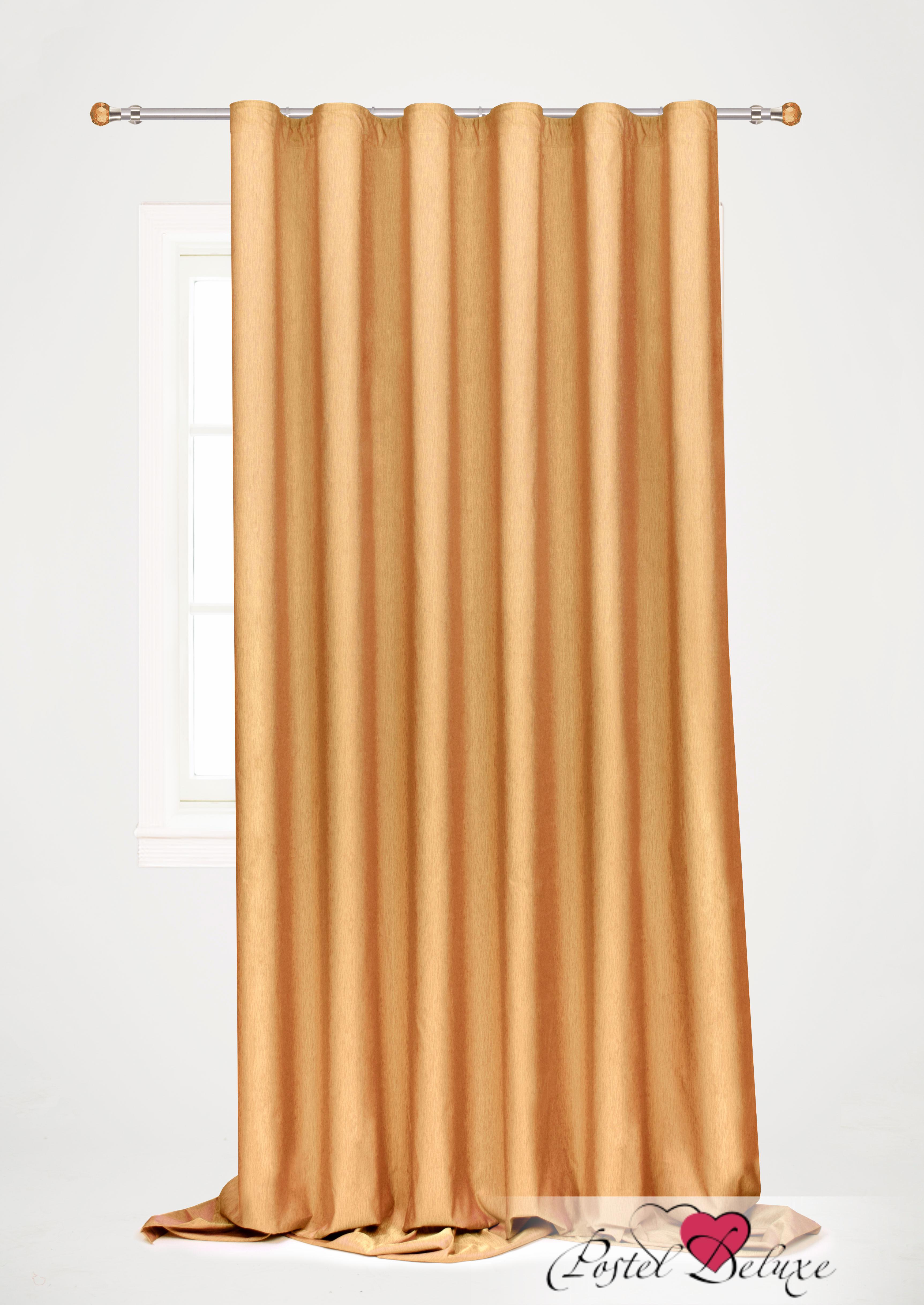 Шторы Garden Классические шторы Хамелеон Цвет: Коричневый шторы tac классические шторы winx цвет персиковый 200x265 см