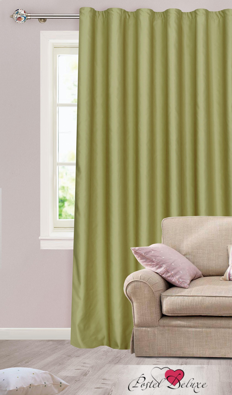 Шторы Garden Классические шторы Лилия Цвет: Болотный шторы tac классические шторы winx цвет персиковый 200x265 см