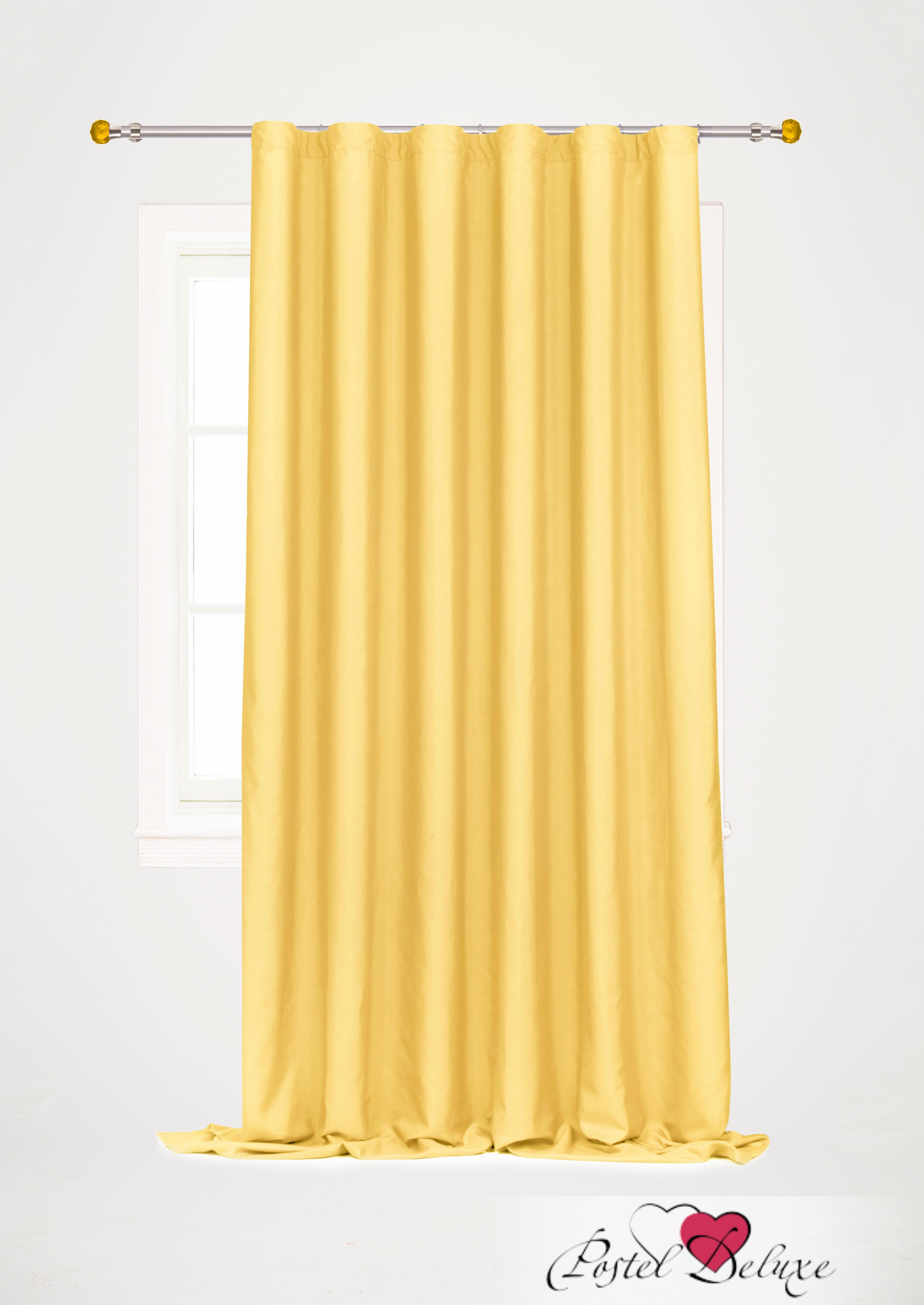 Шторы Garden Классические шторы Ореадна Цвет: Желтый портьеры garden шторы