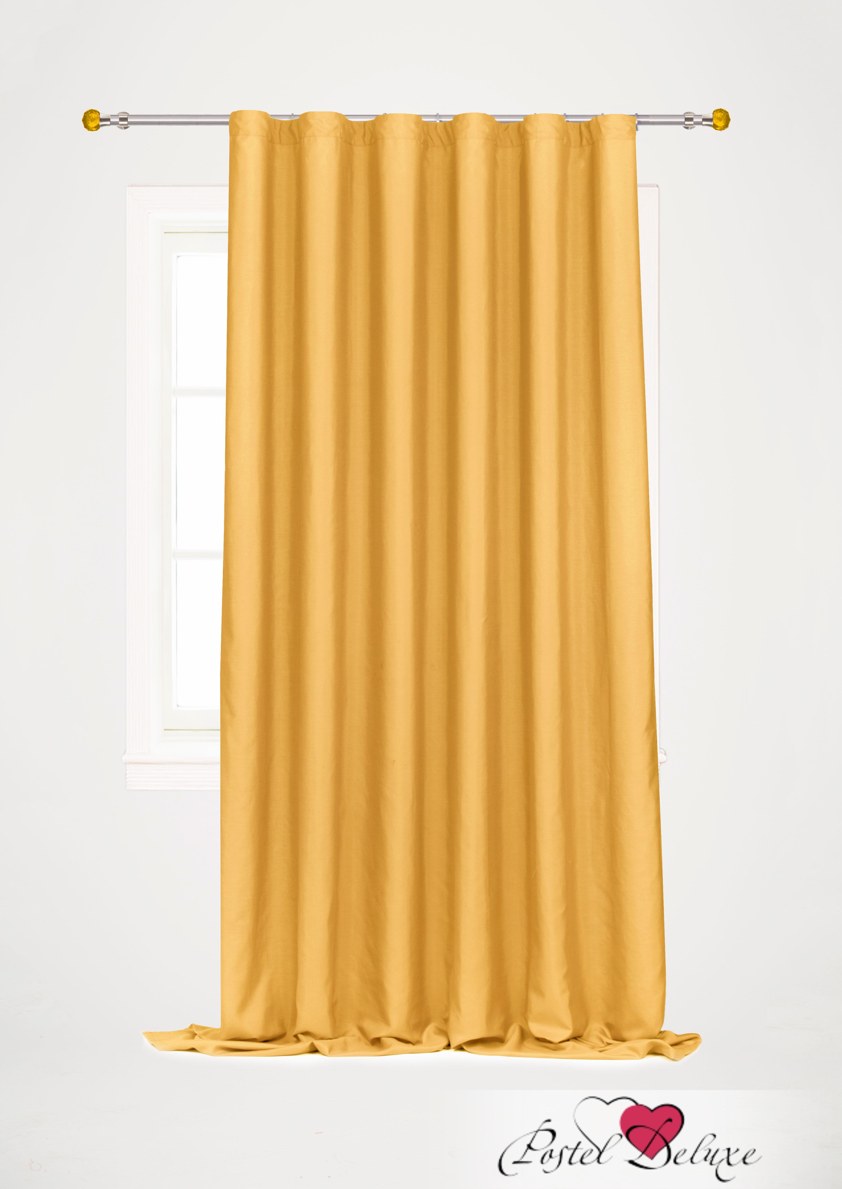 Шторы Garden Классические шторы Ореадна Цвет: Золотистый шторы tac классические шторы winx цвет персиковый 200x265 см