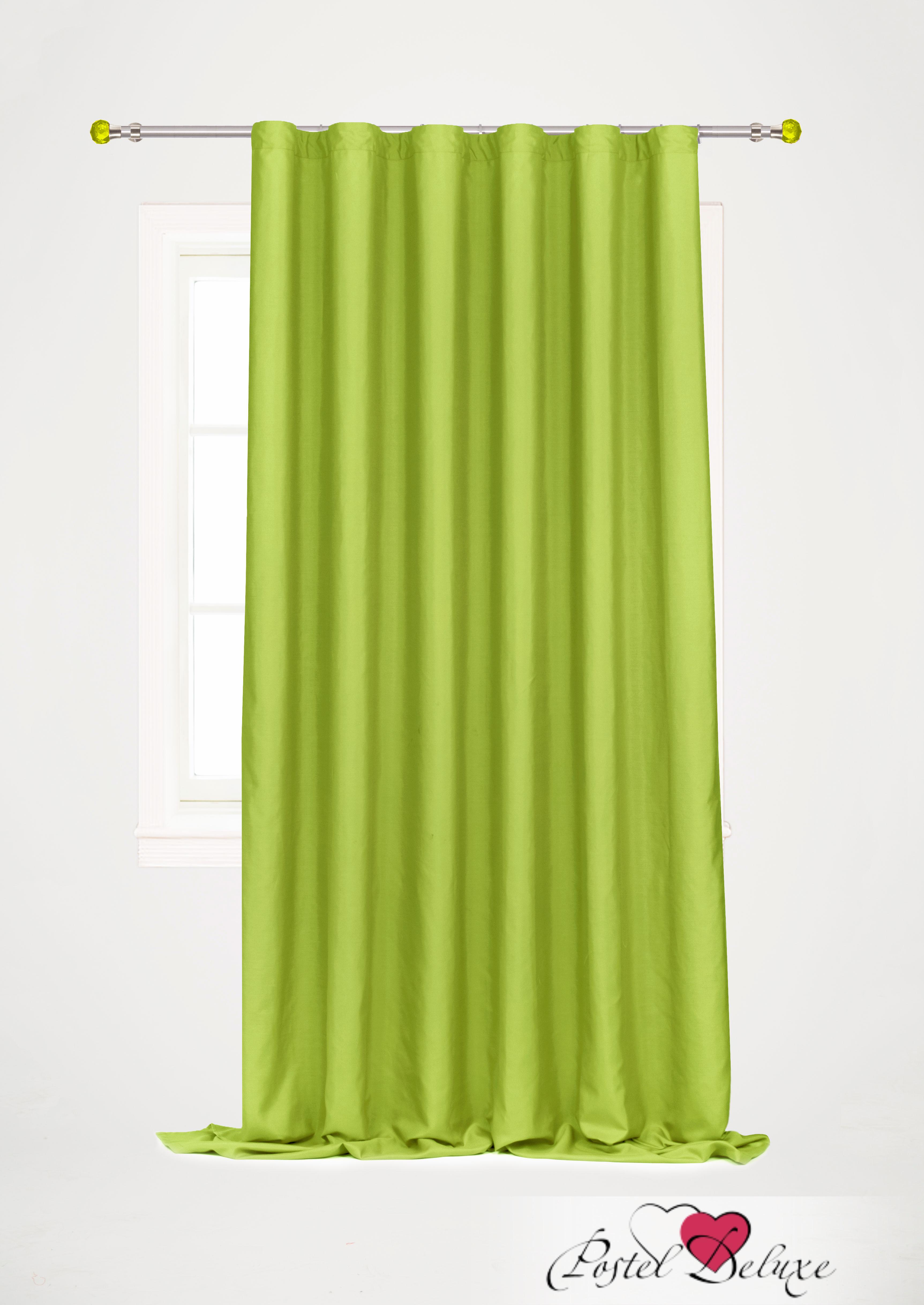 Шторы Garden Классические шторы Ореадна Цвет: Салатовый шторы tac классические шторы winx цвет персиковый 200x265 см