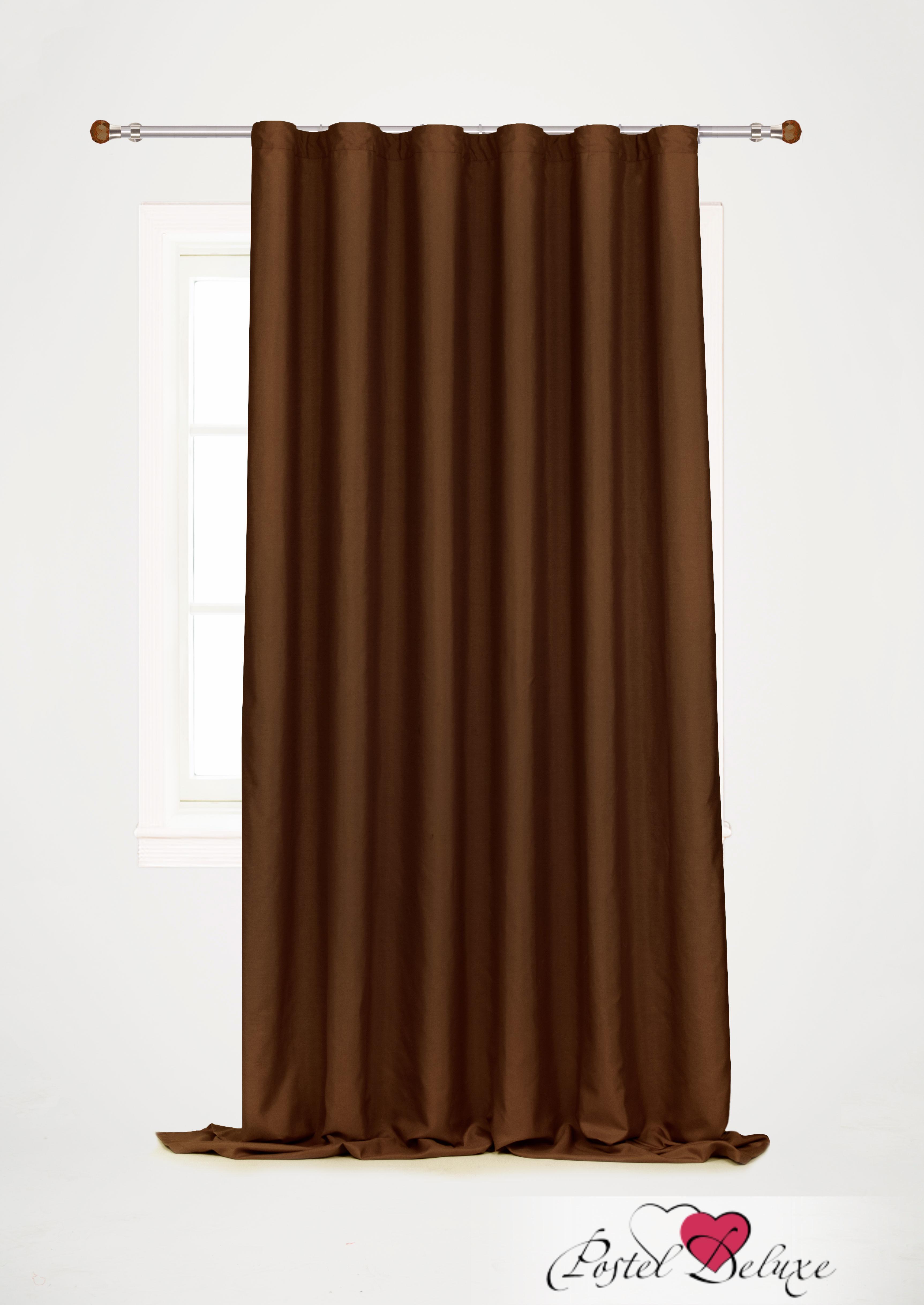 Шторы Garden Классические шторы Ореадна Цвет: Коричневый шторы tac классические шторы winx цвет персиковый 200x265 см