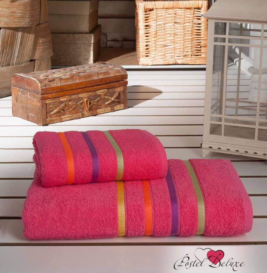где купить Полотенца Karna Полотенце Bale Neon Цвет: Малиновый (Набор) по лучшей цене