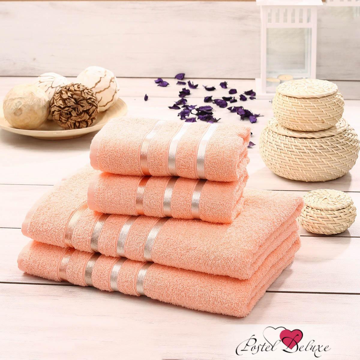 Полотенца Karna Полотенце Bale Цвет: Абрикосовый (Набор) полотенца karna полотенце bale цвет розовый набор