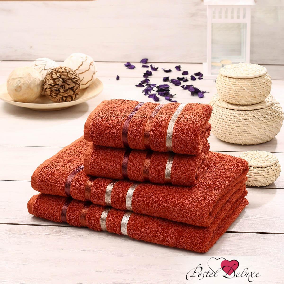 Полотенца Karna Полотенце Bale Цвет: Кирпичный (Набор) полотенца karna полотенце bale цвет розовый набор