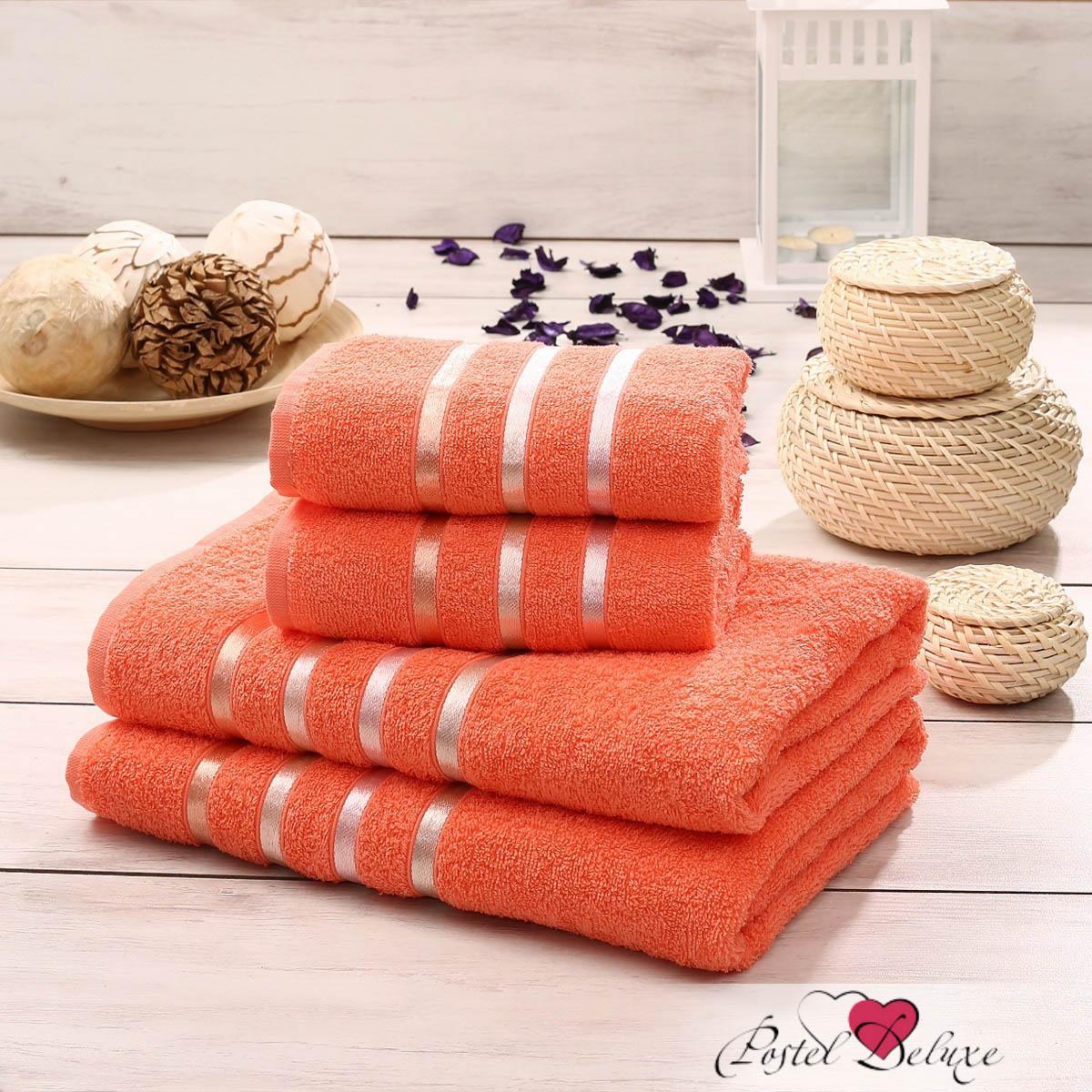 Полотенца Karna Полотенце Bale Цвет: Коралловый (Набор) полотенца karna полотенце bale цвет розовый набор