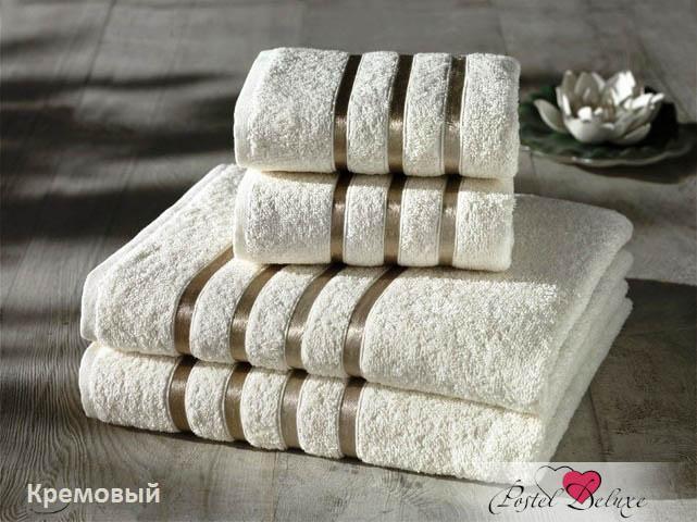 Полотенца Karna Полотенце Bale Цвет: Кремовый (Набор) полотенца karna полотенце bale цвет розовый набор