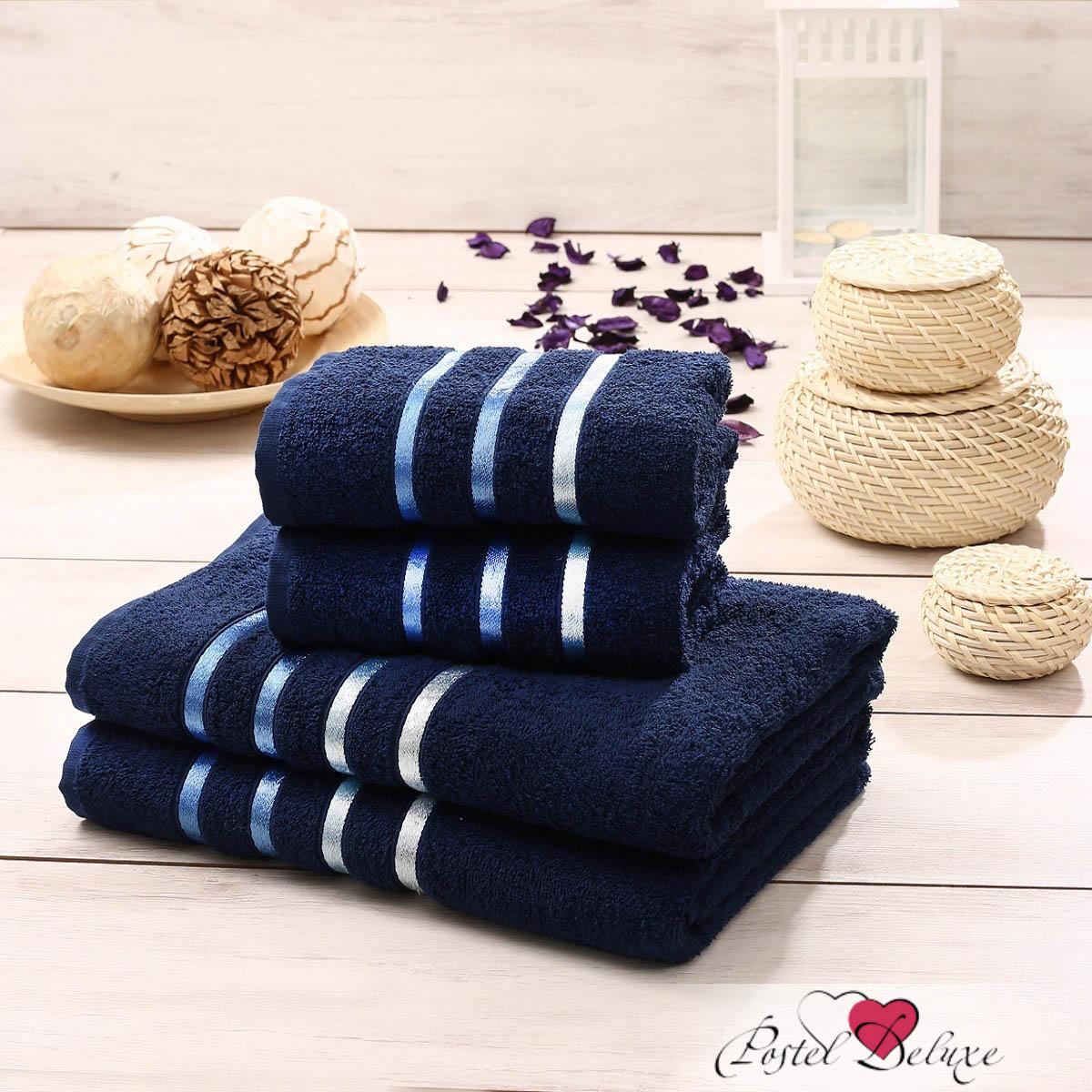 Полотенца Karna Полотенце Bale Цвет: Синий (Набор) полотенца karna полотенце bale цвет розовый набор