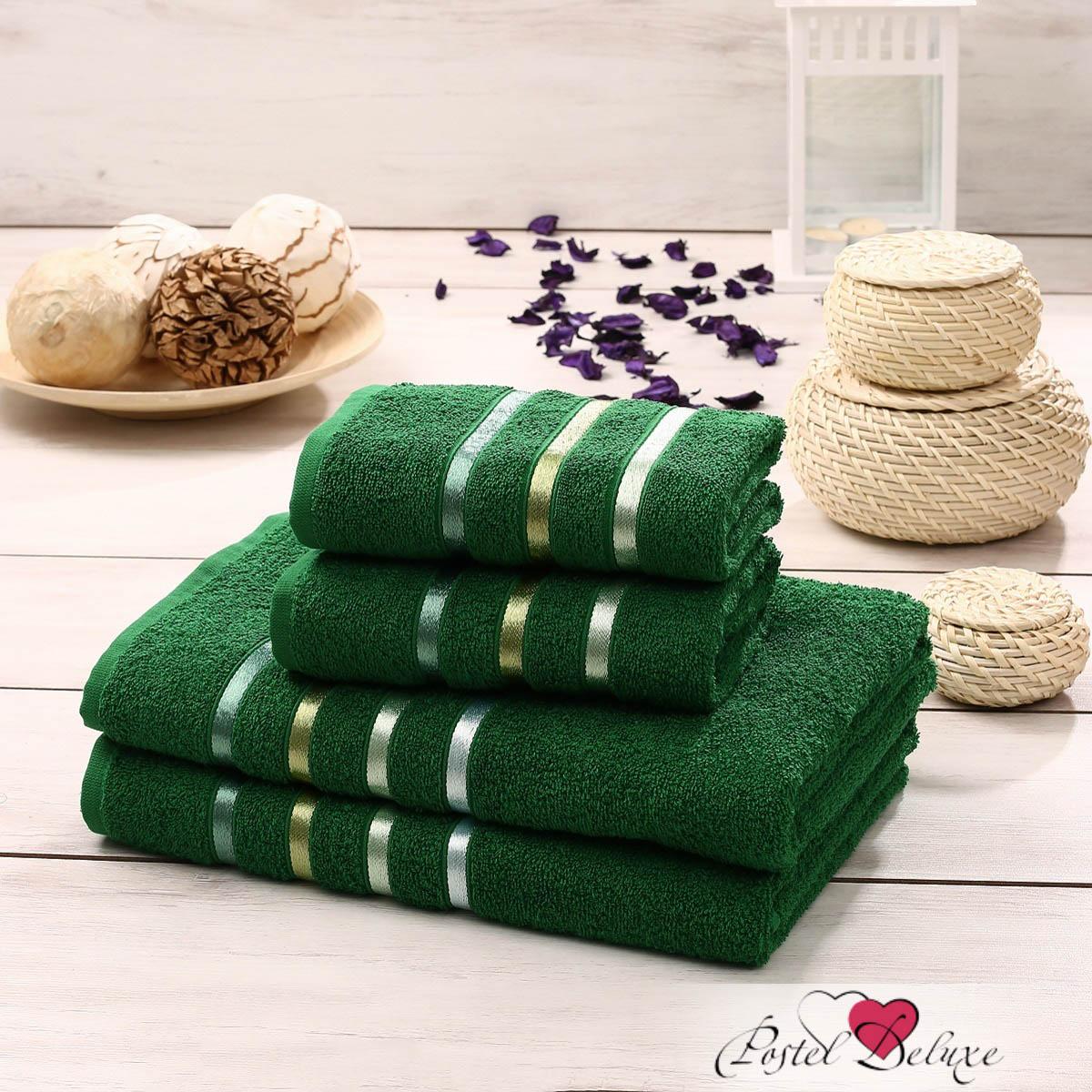 где купить Полотенца Karna Полотенце Bale Цвет: Темно-Зеленый (Набор) по лучшей цене
