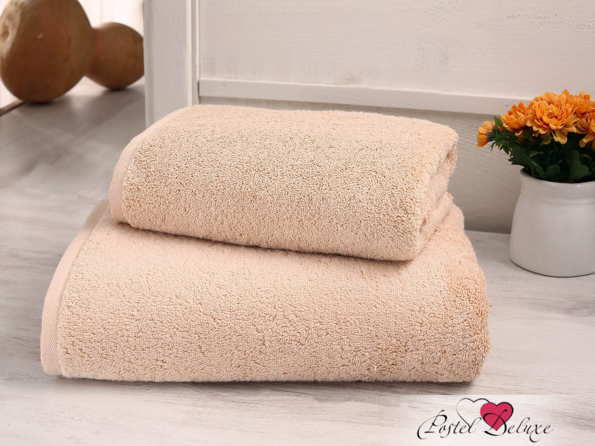 Полотенца Karna Полотенце Efes Цвет: Бежевый (70х140 см) полотенца karna полотенце iteka цвет коричневый 70х140 см