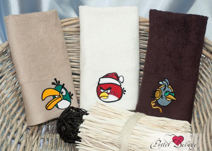 Полотенца Camomilla Детское полотенце Angry Birds (30х50 см - 3 шт)