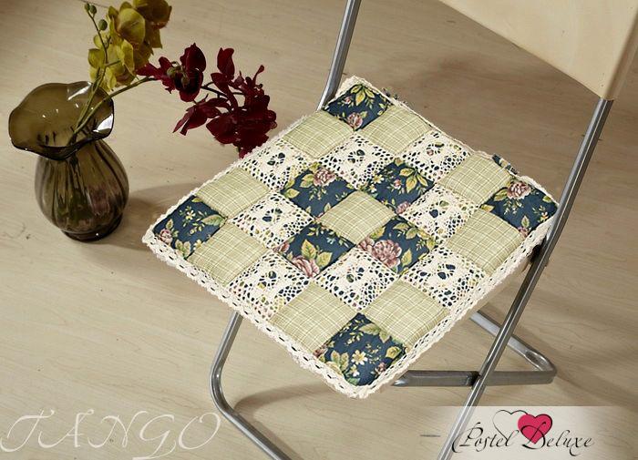 Подушки на стул Tango Подушка на стул Raylene Цвет: Светло-Бежевый (42х44 ) подушка на стул арти м райский сад