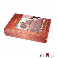 Постельное белье Valtery Постельное белье Merlyn (2 сп. евро) постельное белье адель шоколад евро