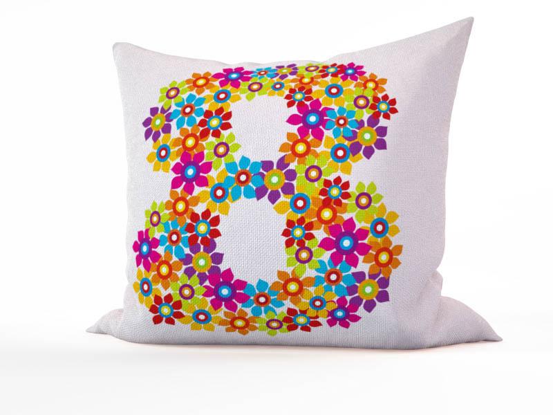 Декоративные подушки StickButik Декоративная подушка Весенний Праздник (45х45)