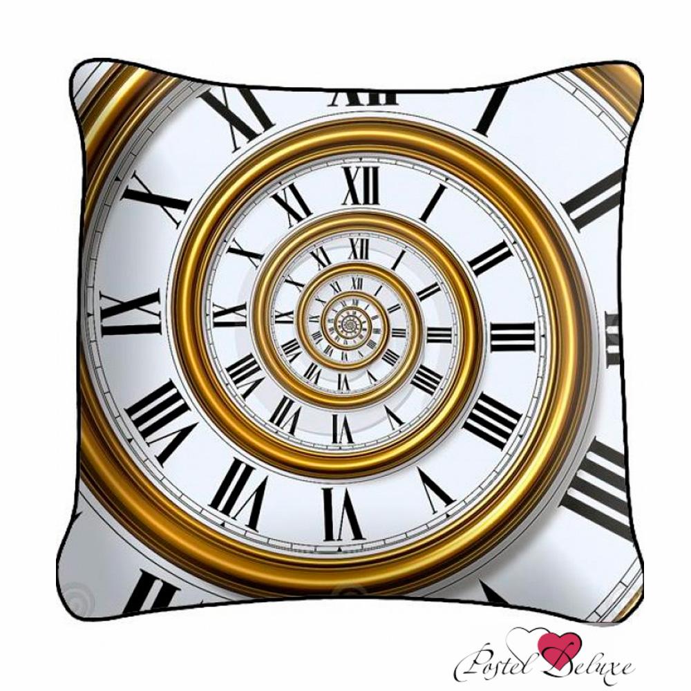 Декоративные подушки Fototende Декоративная подушка Гипнотическое Время (45х45)