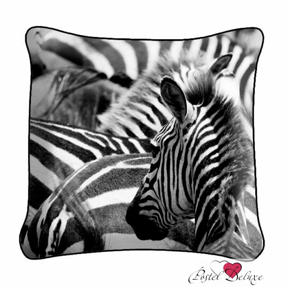 Декоративные подушки Fototende Декоративная подушка Зебры (45х45)