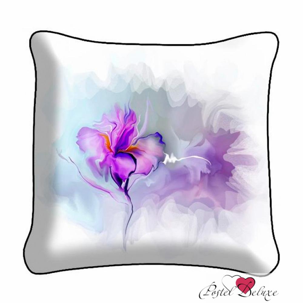 где купить Декоративные подушки Fototende Декоративная подушка Цветок В Акварели (45х45) по лучшей цене