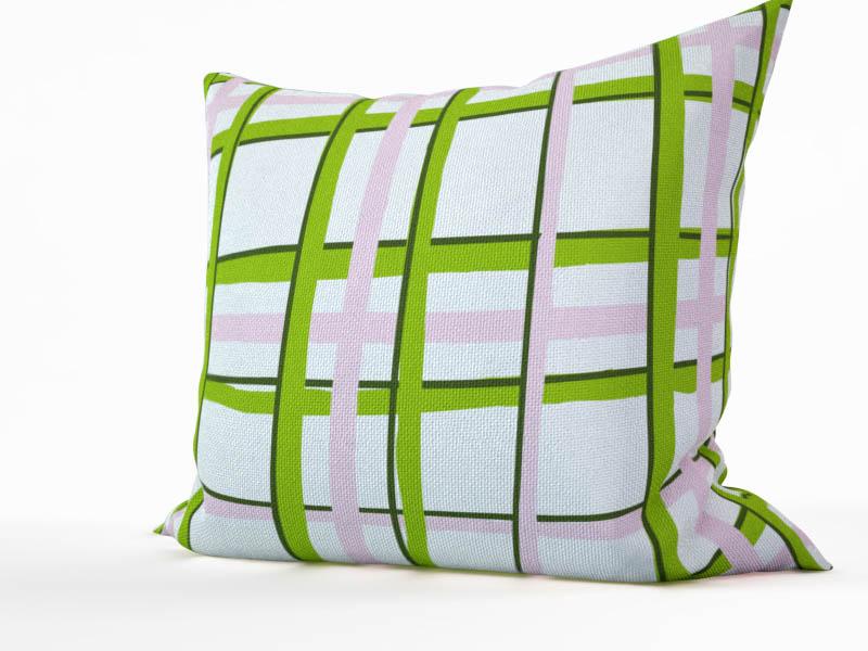 Декоративные подушки StickButik Декоративная подушка Праздничные Ленты (45х45)