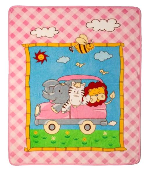 Детские покрывала, подушки, одеяла Tango Детский плед Love (100х120 см) tango tt6 120
