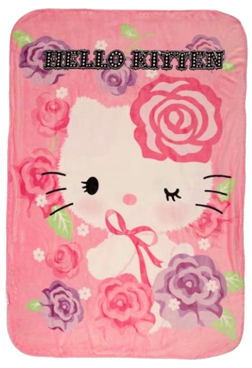 Детские покрывала, подушки, одеяла Tango Детский плед Hello (100х140 см) tango
