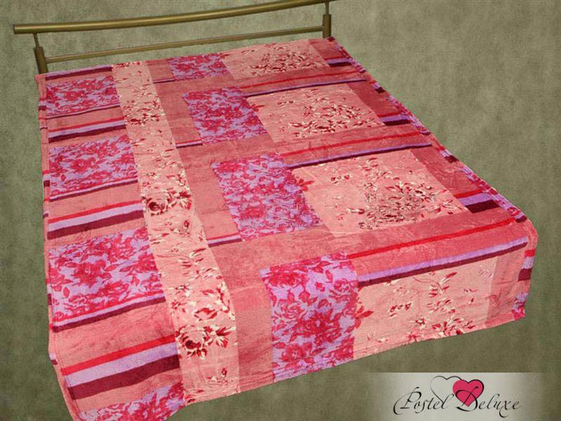 Плед Absolute Плед Геометрия С Цвтеами Цвет: Розовый (150х200 см)